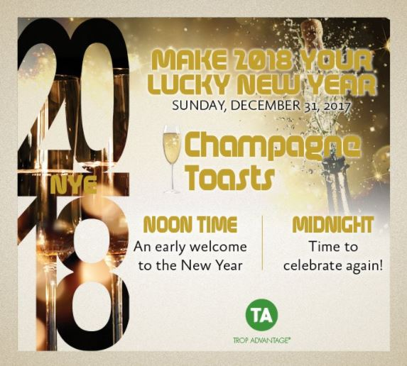 Laughlin Buzz: New Year\'s Eve Weekend in Laughlin, NV