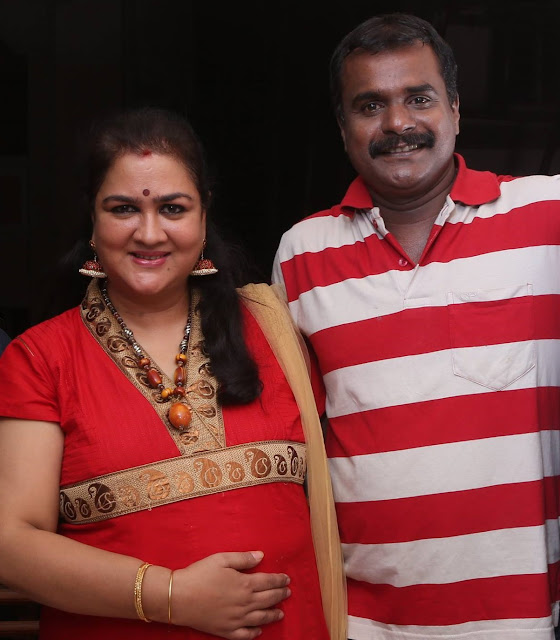 Actress Urvashi's Second Marriage with Sivaprasad