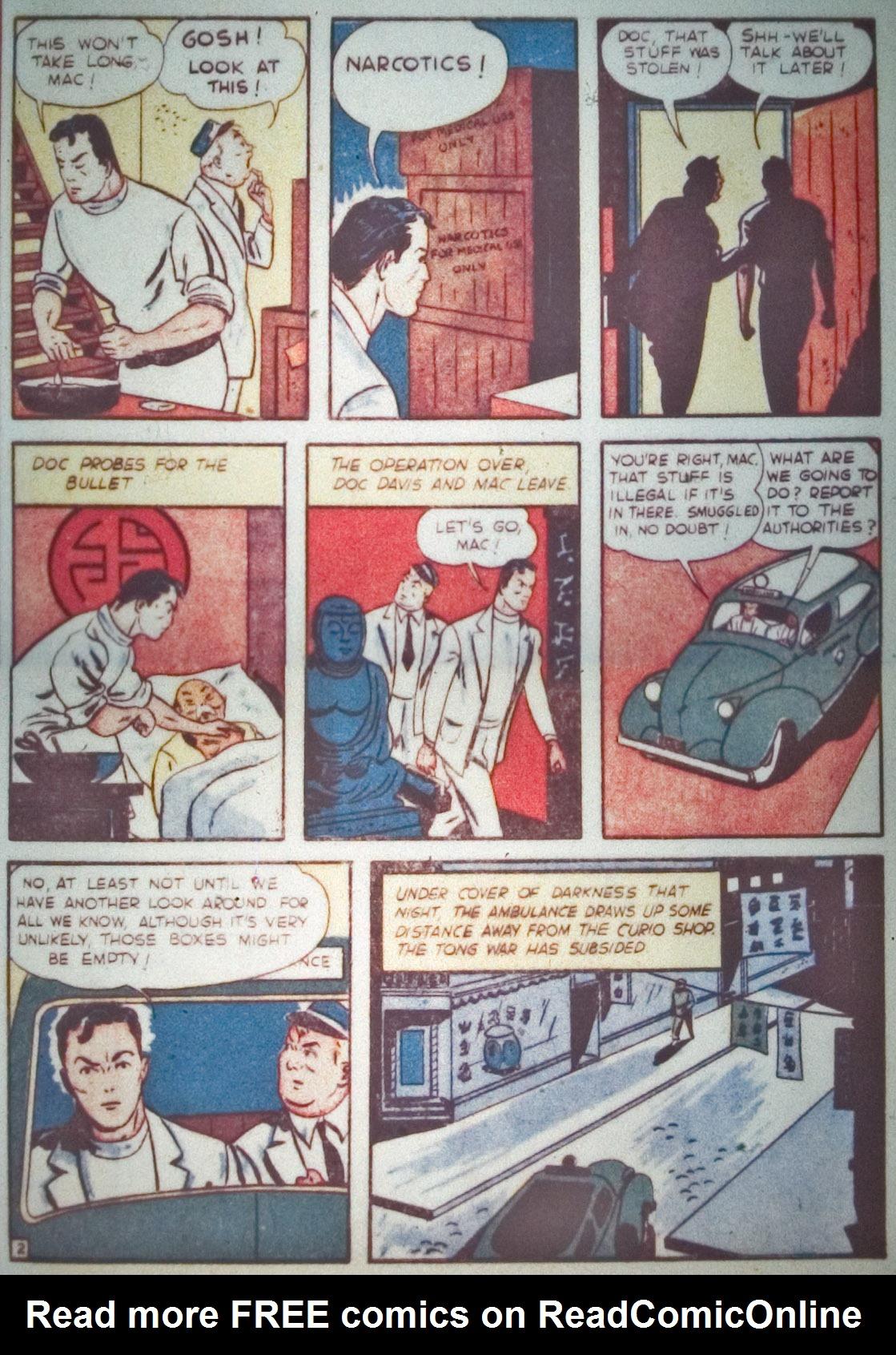 Read online World's Finest Comics comic -  Issue #1 - 42