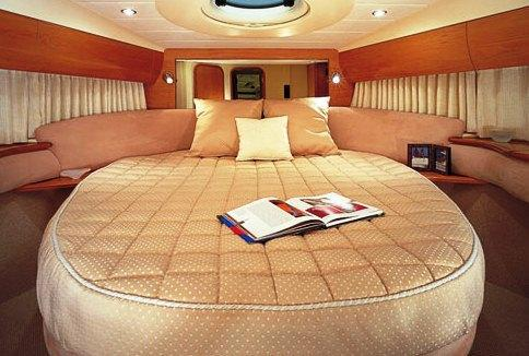 Houseboat Hotel di Saint Tropez