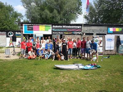 LSURF Regaty Windsurfingowe o Puchar Wójta Gminy Nieporęt
