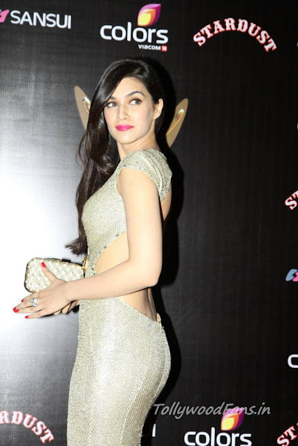 Kriti Sanon backless dress