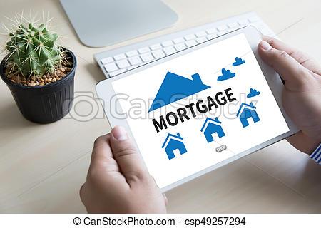 Hoe u uw maandelijkse hypotheekbetaling met de hand kunt berekenen