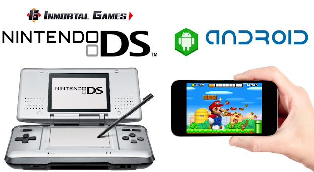 how to play ds games on android