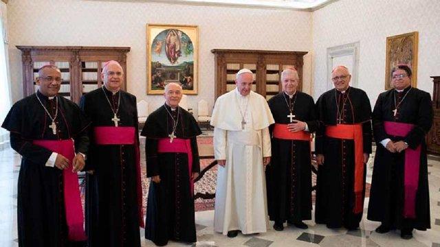 Papa Francisco: En la voz de los Obispos Venezolanos también resuena la mía