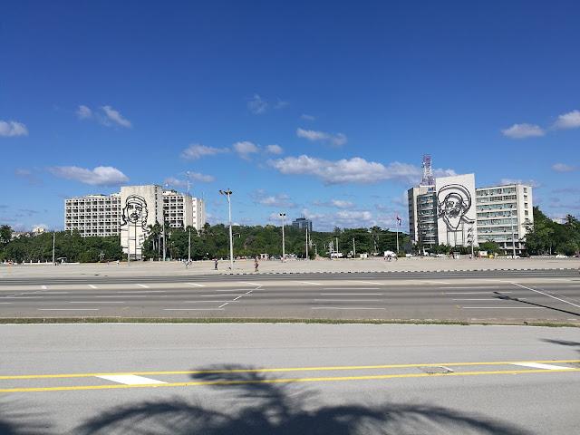 Plaza de la Revolución una visita obligada en La Habana