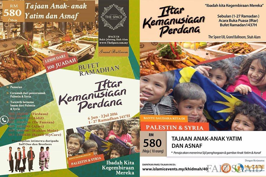 buffet ramadhan shah alam