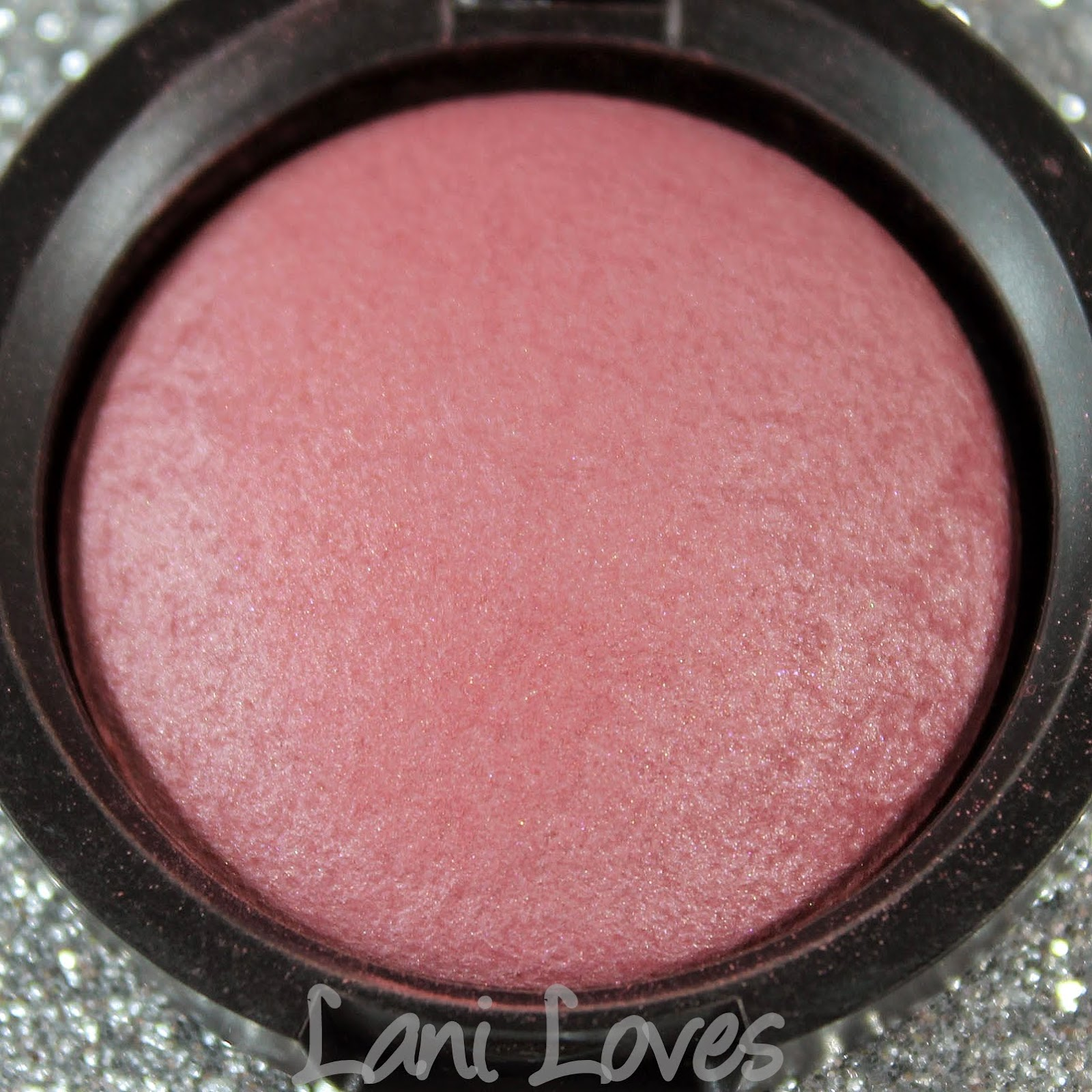 Laura Gellar Baked Blush - Maui Swatches & Review