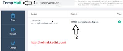 Cara mudah hack akun facebook bule 6