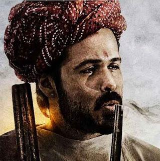 फिल्म बादशाहो में इमरान हाशमी