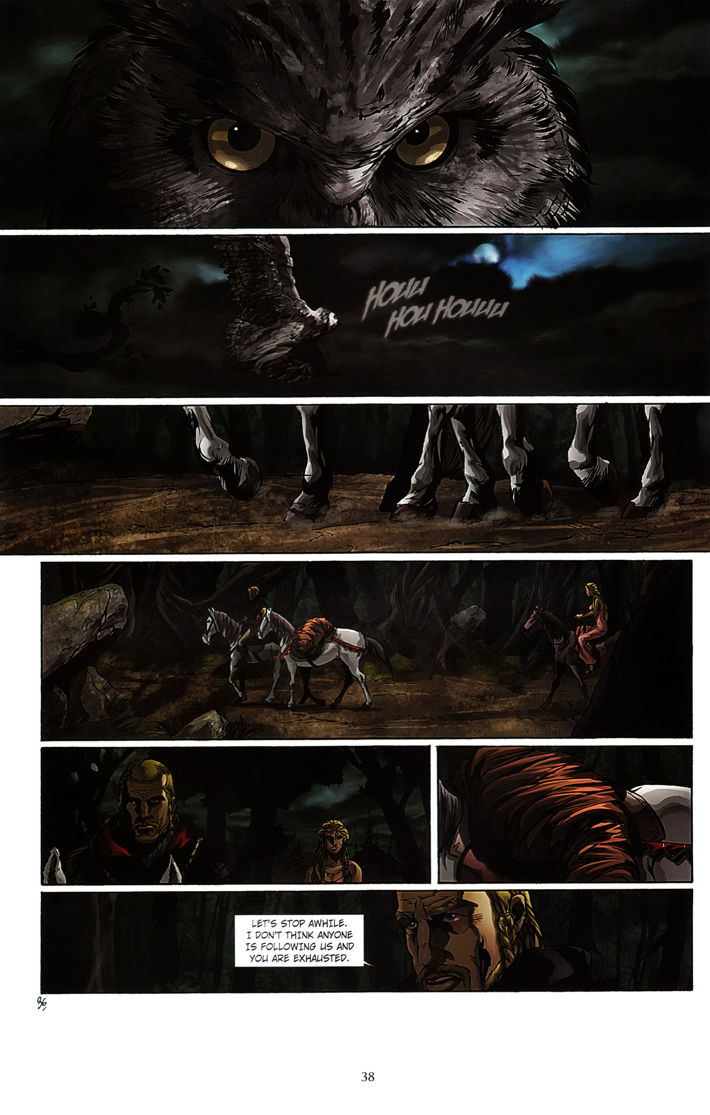 Read online Assassin's Creed (2012) comic -  Issue #3 - 42