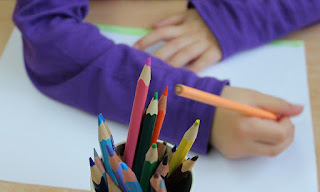 Image: Child drawing, by Alicja Polski on Pixabay