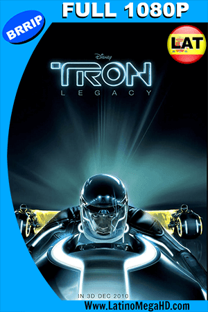 Tron: El Legado (2010) [IMAX EDITION] Latino Full HD 1080P ()