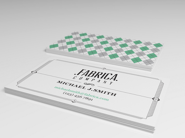 Download Business Card Mockup PSD Free