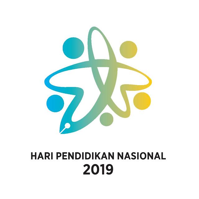 Logo Hardiknas Tahun 2019