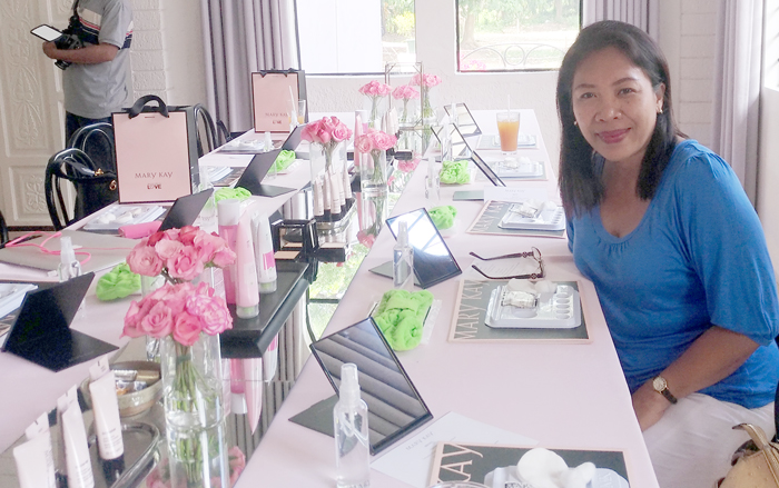 Mary Kay Make-up Class Davao City