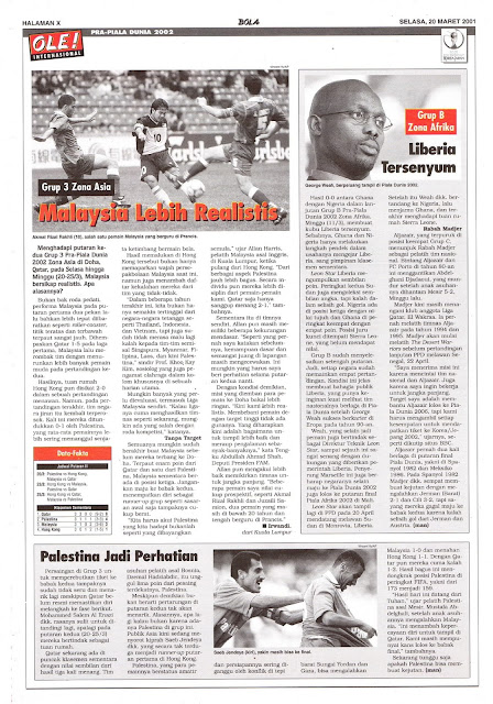 GRUP 3 ZONA ASIA MALAYSIA LEBIH REALISTIS