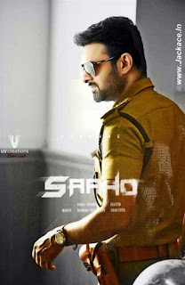 Saaho First Look Poster 2