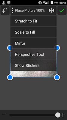 Cara Buat Tulisan Di Kaca Berembun Dengan Picsay Pro