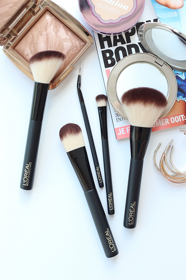 L'Oréal The Brushes
