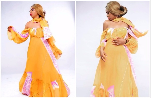 Regina Daniels: 16-year-old actress be looking dazzles in yellow photos,