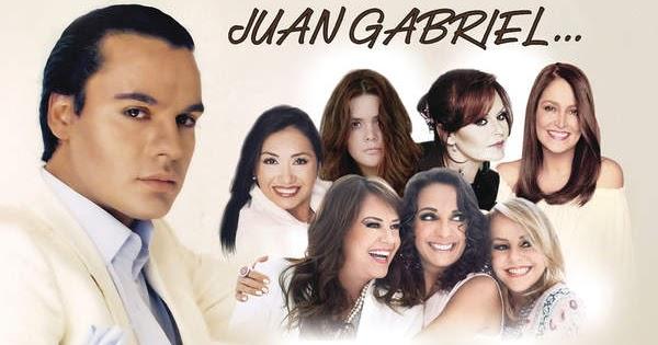 Various artists juan gabriel el divo y sus divas album itunes plus m4a vivo por la music - El divo songs ...