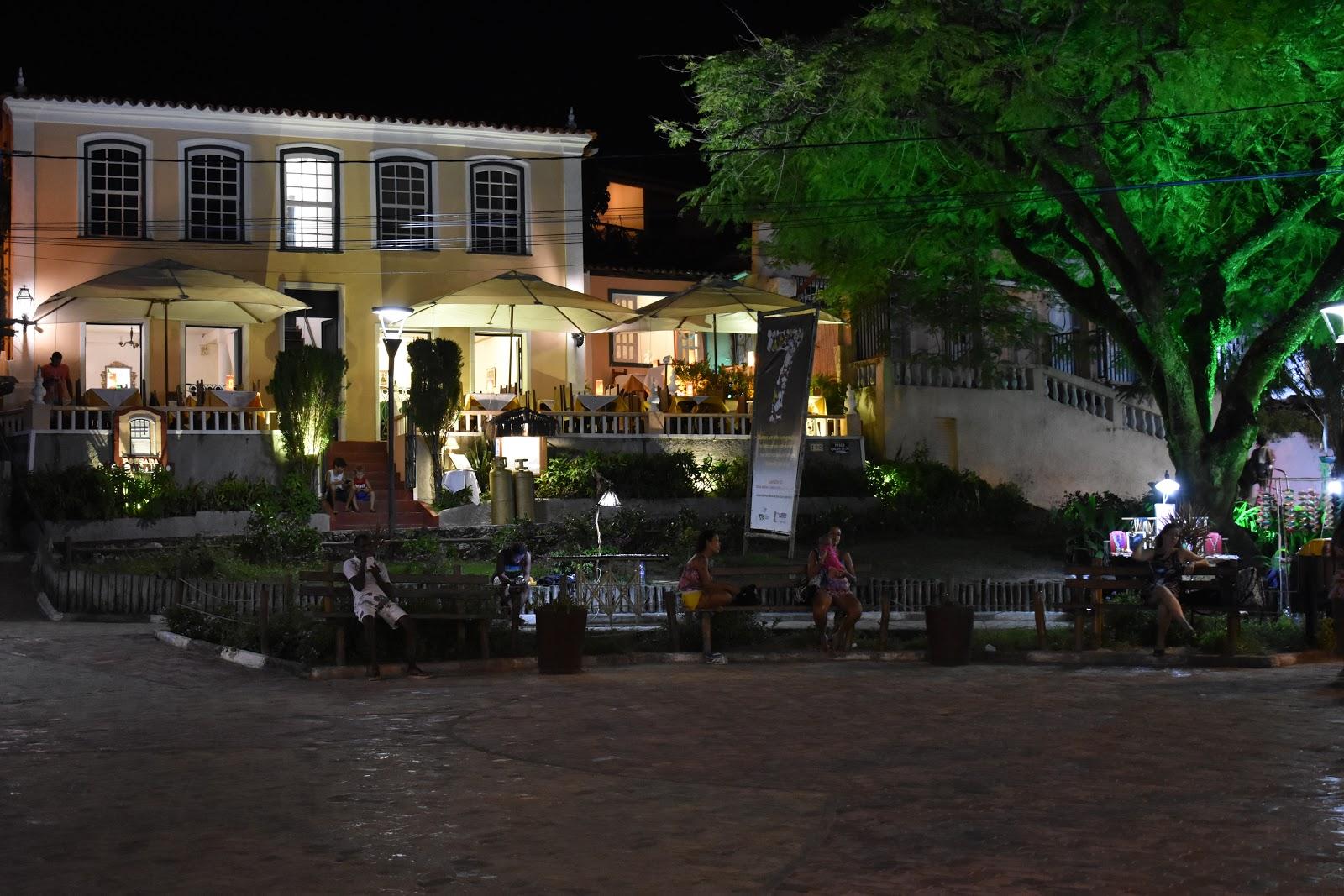 O Casarão Restaurante Morro de São Paulo