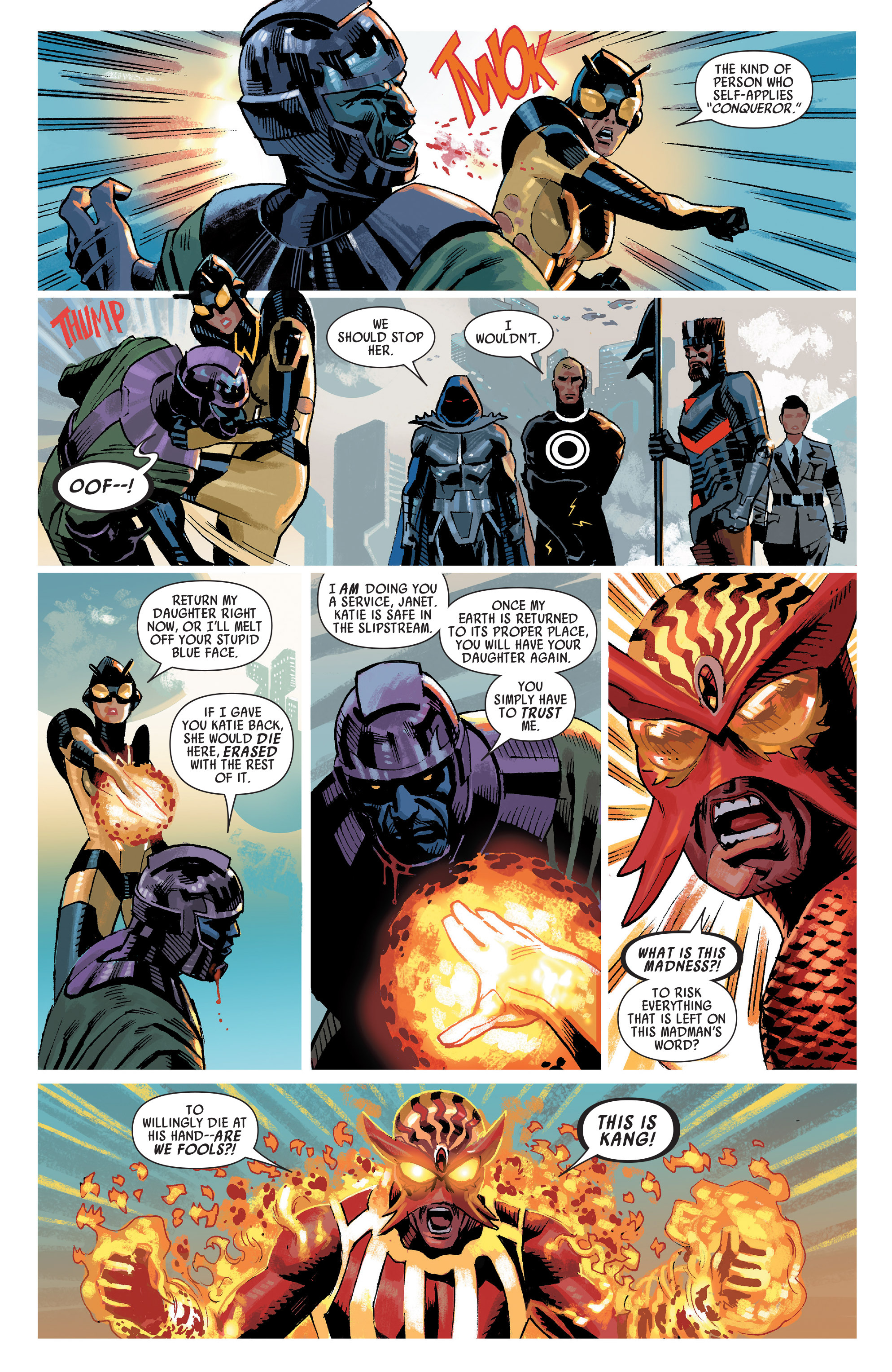 Read online Uncanny Avengers (2012) comic -  Issue #20 - 18