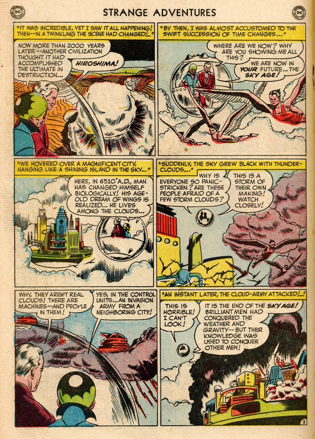 Strange Adventures (1950) issue 2 - Page 26