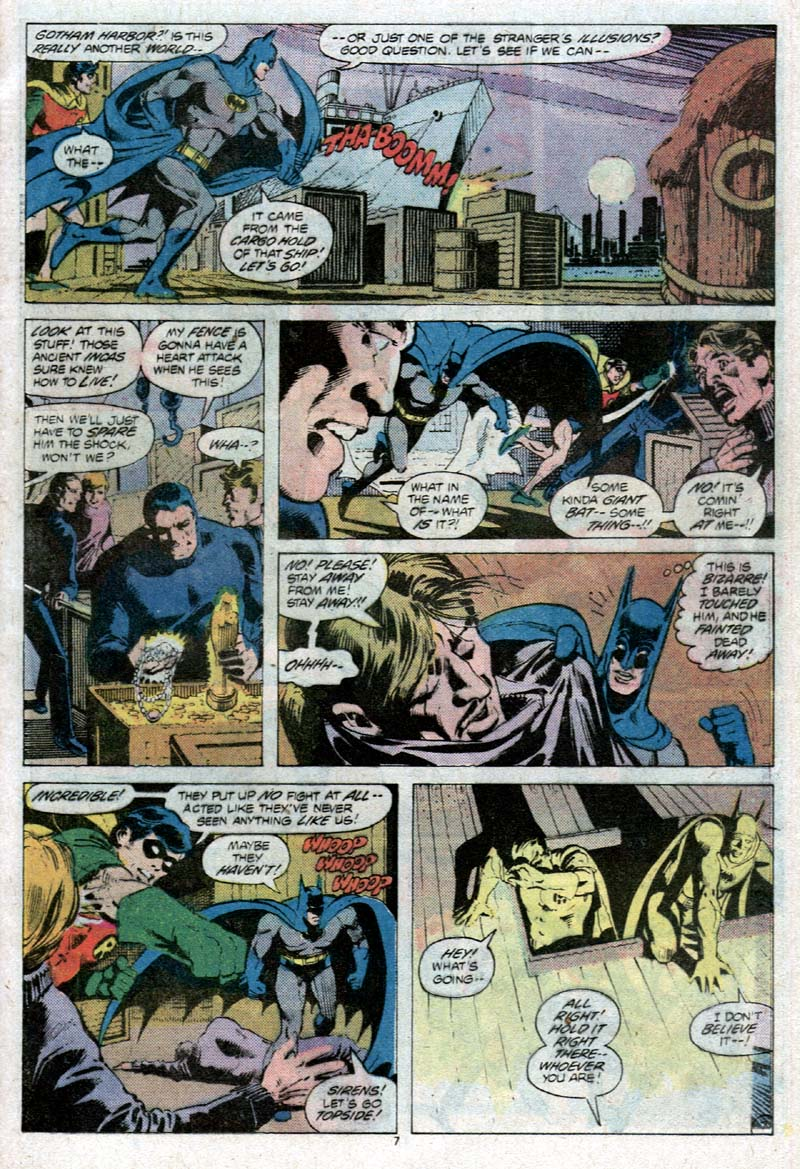 Detective Comics (1937) 500 Page 10