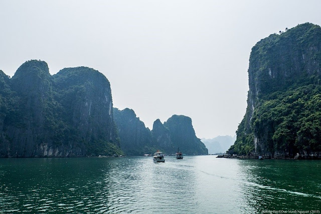 Ha Long is the most attractive destinations in the Tet holiday in Vietnam 3