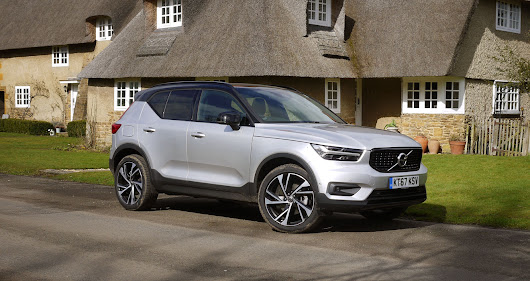 Volvo XC40 review: boxy but good