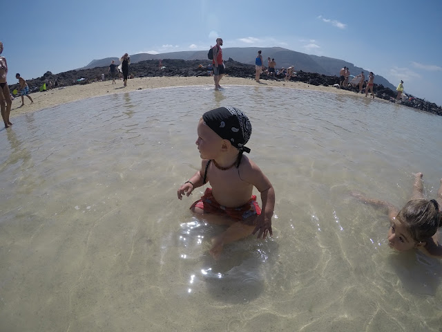 Vacanze family friendly a Lanzarote.