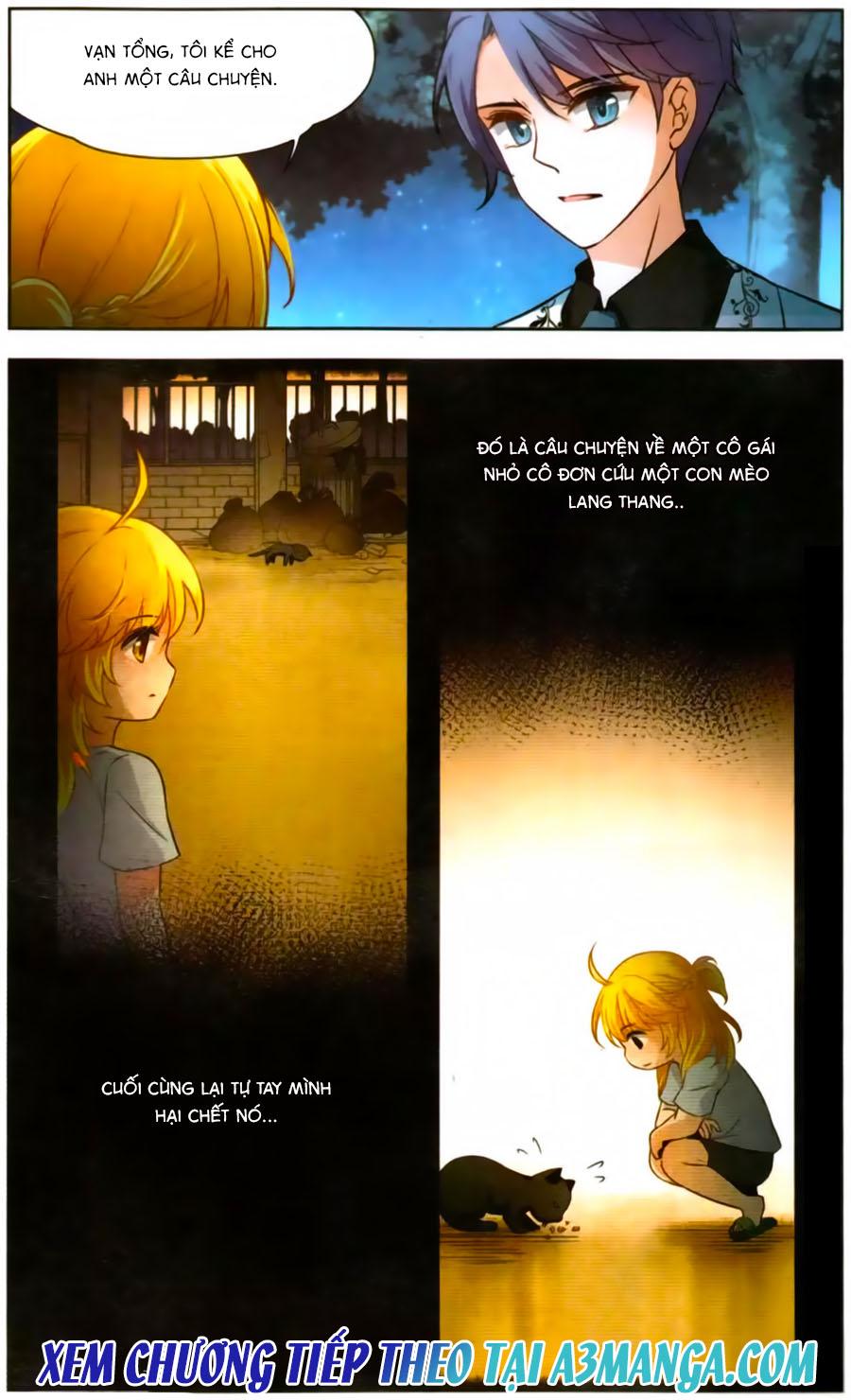 Huyền Vũ Luyến Ca: Vạn Vật Sinh Linh Chap 16