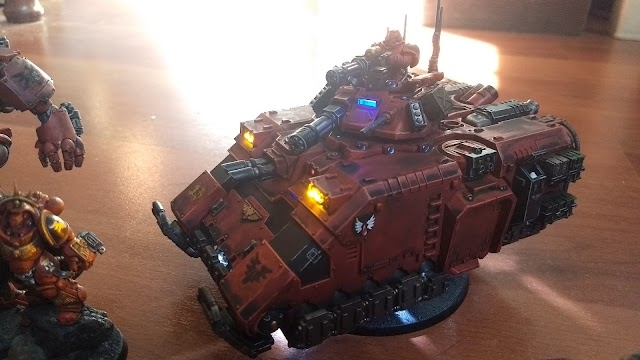 What's On Your Table: Primaris Blood Angels