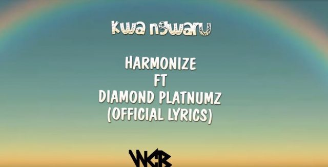 Harmonize Ft Diamond Platnumz - Kwa Ngwaru Video