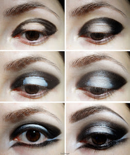 gothic,dark,smokey eyes, halloween