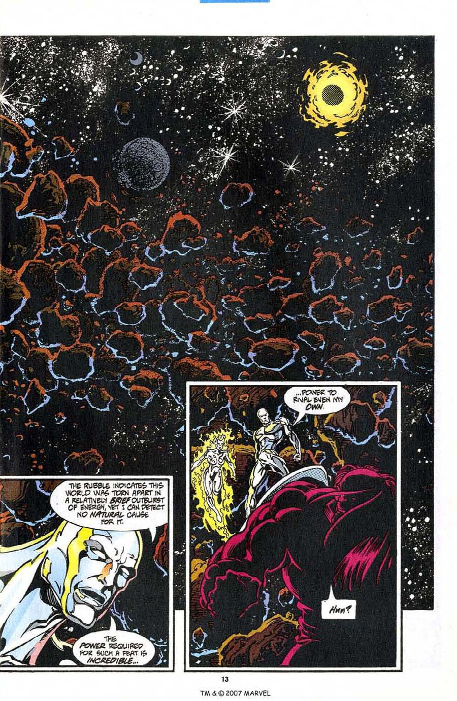 Read online Silver Surfer (1987) comic -  Issue #98 - 15