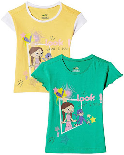 Chhota Bheem Girls T-Shirts