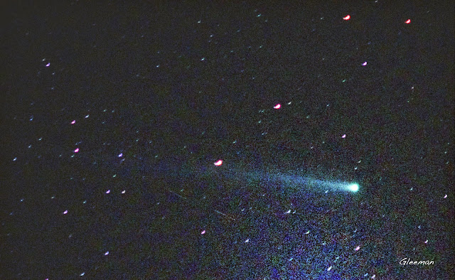 (追星)Lovejoy 以及 ISON 彗星