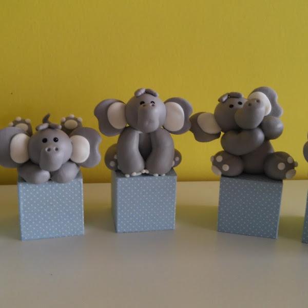 Cubos de Elefantes