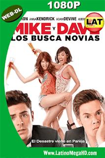 Mike y Dave: Los Busca Novias (2016) Latino HD WEB-DL 1080P - 2016