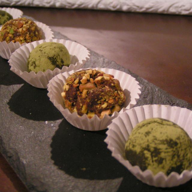 Trufas de chocolate - Morrico Fino