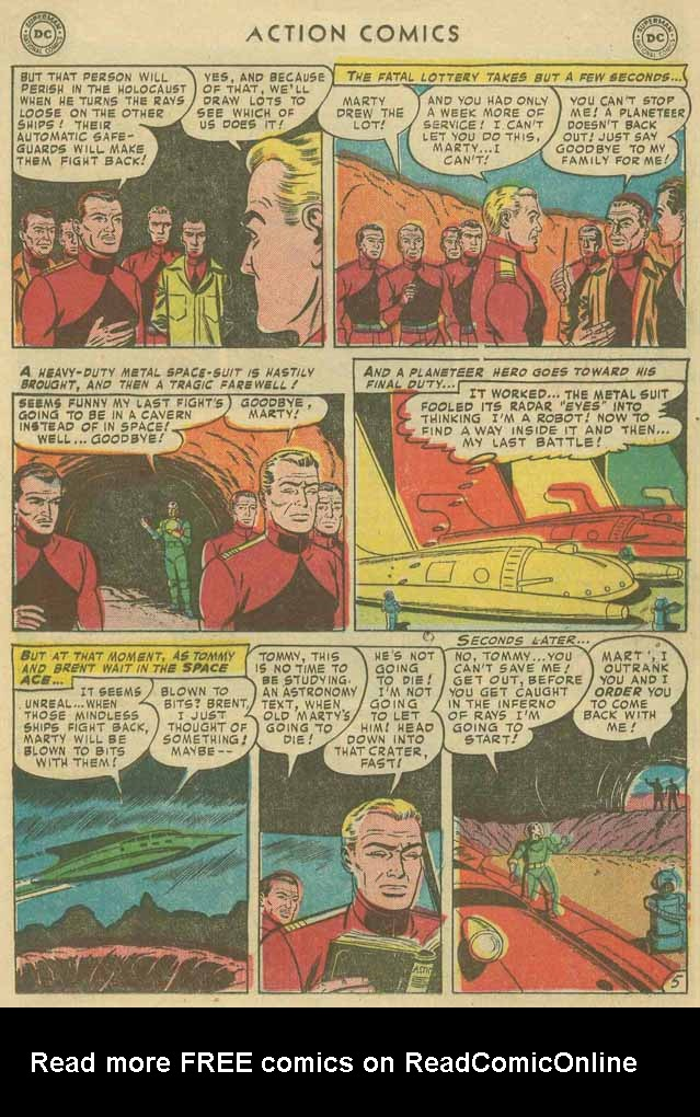 Read online Action Comics (1938) comic -  Issue #173 - 31