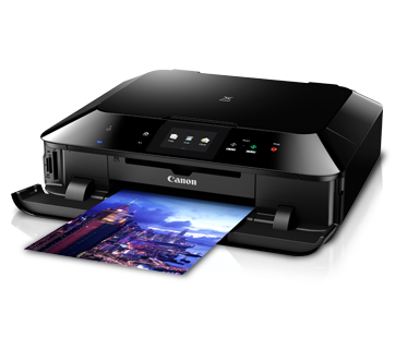 Download Canon PIXMA MG7170 Inkjet Printer Driver and guide how to installing