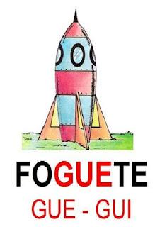 cartaz gue de foguete