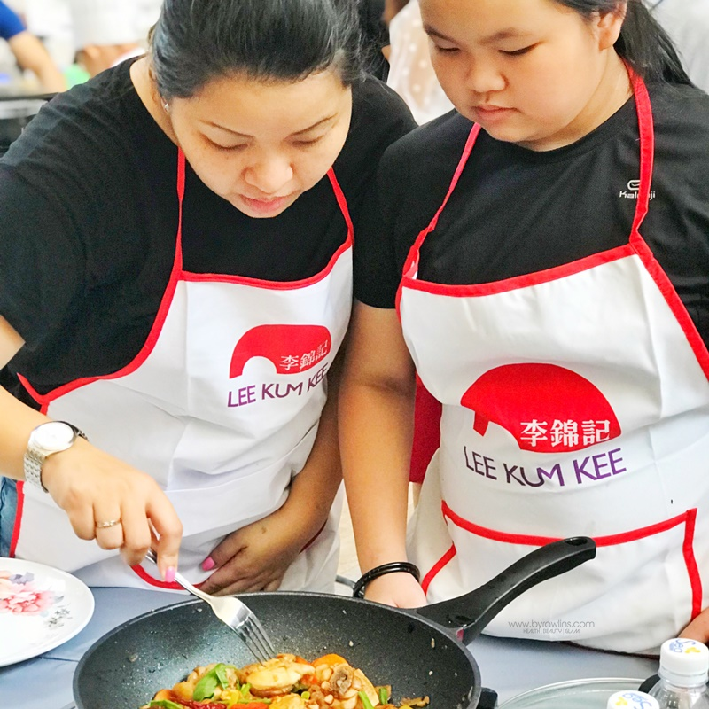 Lee Kum Kee, My Fun Cooking Competition 2017, Electrolux, Desa Homes Theatre Sdn Bhd, One City, The Square, Cooking Competition, Rawlins GLAM