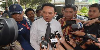Diperiksa Hari ini , PP Muhammadiyah Minta Ahok Langsung Ditahan - Commando