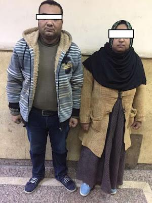 اعترافات قاتل «أم دجّال إمبابة»: مارس الرذيلة مع زوجتي سنتين أمام عيني