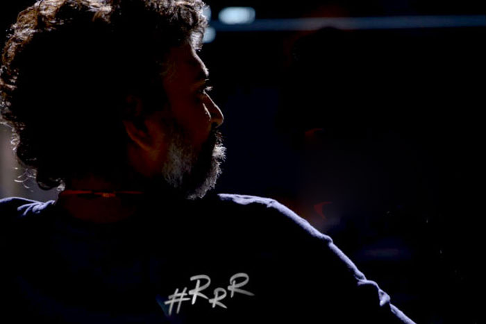 VFX Is Not An Issue For #RRR Says Director Rajamouli